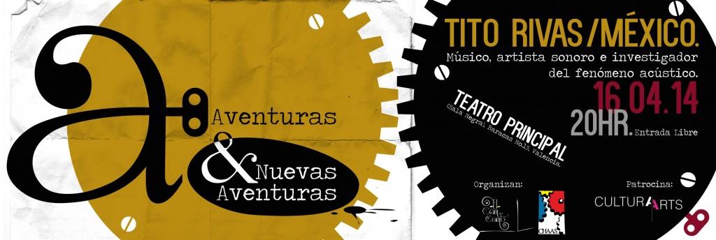 Ciclo Aventuras y Nuevas Aventuras. TIto Rivas